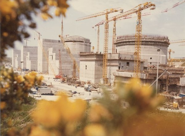Centrale nucléaire EDF de Paluel