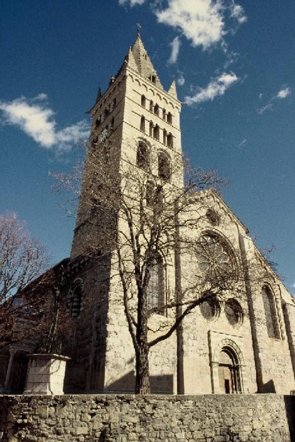 Journées du patrimoine 2019 - La restauration de la cathédrale d'Embrun