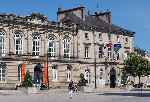 Crédits image : Quimper - Maison du Patrimoine / Place Saint-Corentin (11)