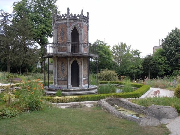 Rendez Vous aux Jardins 2018 -Jardin public de l'Hôtel de Ville