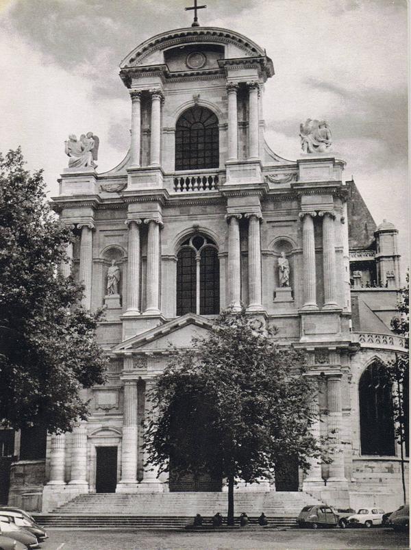 Journées du patrimoine 2019 - Visites guidées de l'église Saint-Gervais