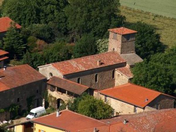 Journées du patrimoine 2017 - Eglise du XIIème siècle