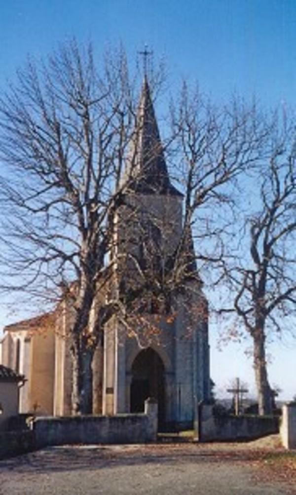 Journées du patrimoine 2018 - Visite libre de l'église de Saint-Gô