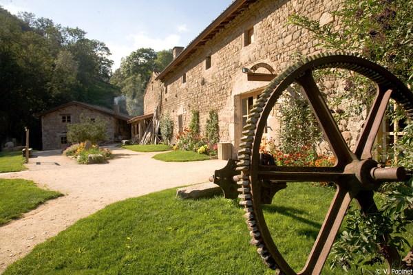 Journées du patrimoine 2020 - Visites guidées du Moulin des Massons