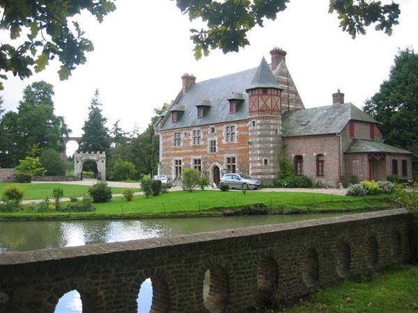 Crédits image : © Château de Mirville