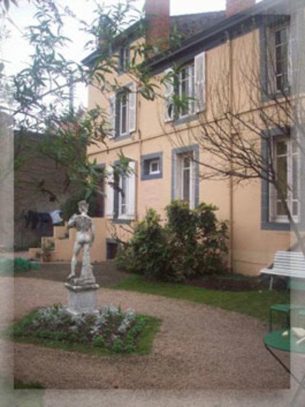 Journées du patrimoine 2018 - Visite de la maison Charbaymond