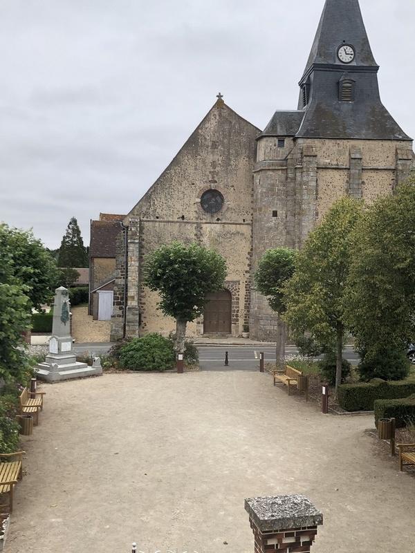 Crédits image : Mairie de Boissy-lès-Perche