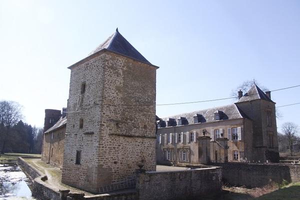 Crédits image : Château de Lamécourt (c)  Neuvens Francis - Wikimedia Commons