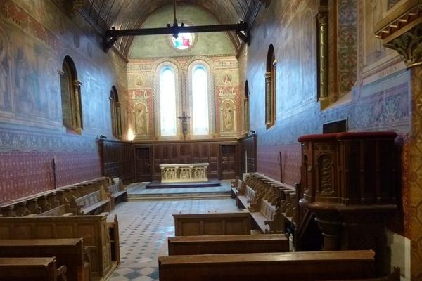Journées du patrimoine 2017 - Visite libre de l'église Notre-Dame de l'Assomption de Mathieu