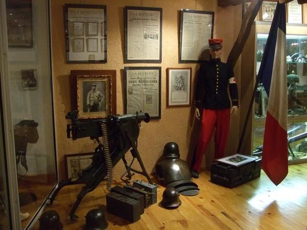 Journées du patrimoine 2017 - Visite commentée du musée