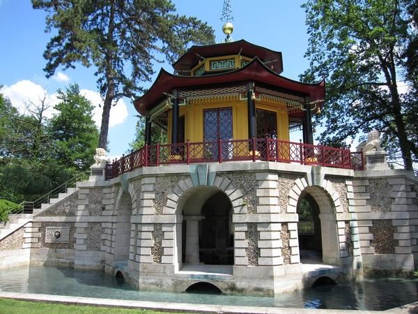 Rendez Vous aux Jardins 2018 -Pavillon chinois