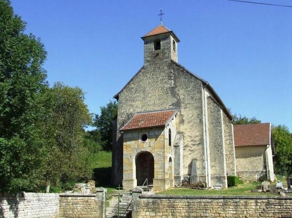 Journées du patrimoine 2018 - Découvrez l'église de Coulans-sur-Lison !