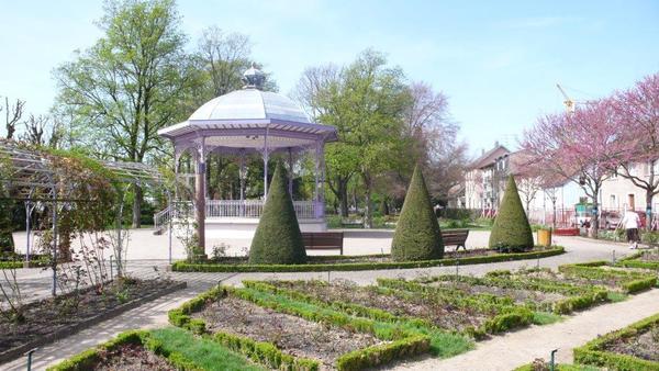 Rendez Vous aux Jardins 2018 -Square de la Roseraie