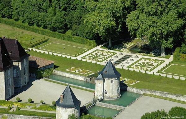 Journées du patrimoine 2017 - Visite des jardins et manœuvres des eaux des fontaines