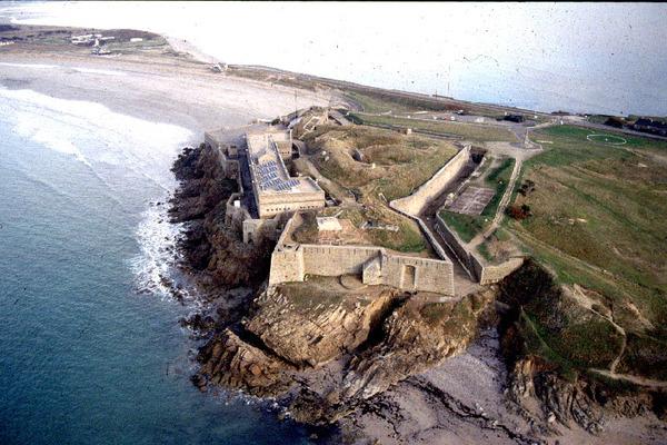 Journées du patrimoine 2017 - visite du fort de penthievre