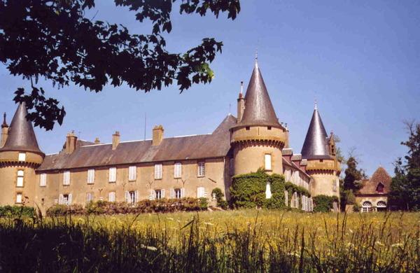 Journées du patrimoine 2017 - Visite guidée du Château de Villemolin
