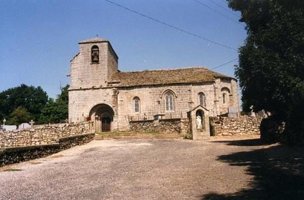 Journées du patrimoine 2017 - Visite guidée de l'église de Saint-Amans-du-Ram