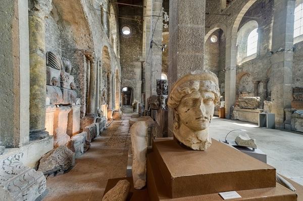 Nuit des musées 2019 -Musée archéologique Saint-Pierre