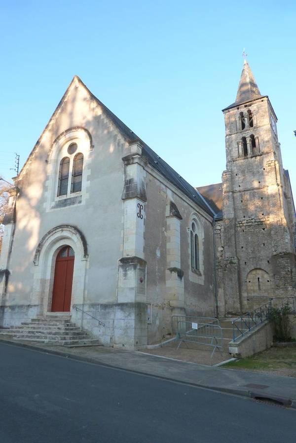Crédits image : Association Les Amis de l'église Saint-André