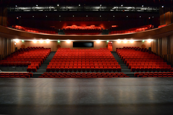 Journées du patrimoine 2018 - Visite guidée dans les coulisses du CEC-Théâtre de Yerres