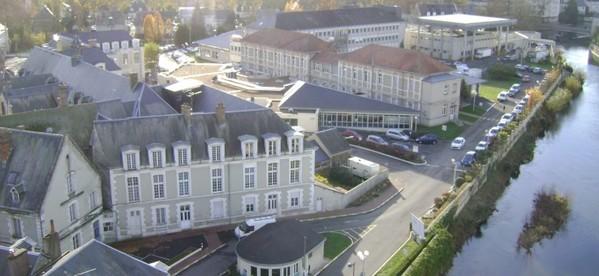 Crédits image : CH Vendôme