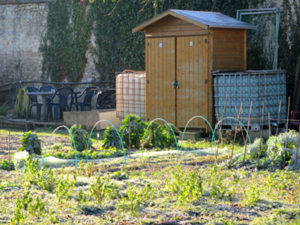 Rendez Vous aux Jardins 2018 -Les jardins familiaux du Breuil