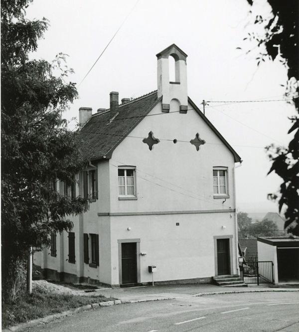 Crédits image : Ecole juive - Commune de Schirrhoffen - Cercle de Généalogie de Schirrhein-Schirrhoffen