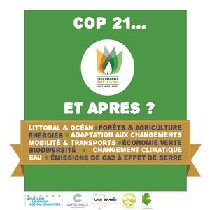 COP 21... Et après ?